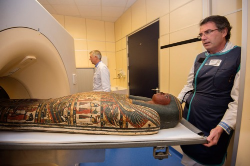 mummies in het ziekenhuis
