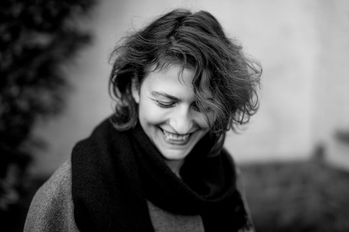 2015/09/10 brussel belgium: de albanese actrice flonja kodheli vertelt over haar nest foto ivan put