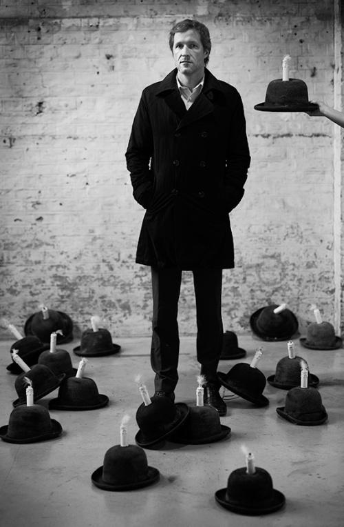 2011/04/27 charleroi belgium : portret van paul magnette foto ivan put
